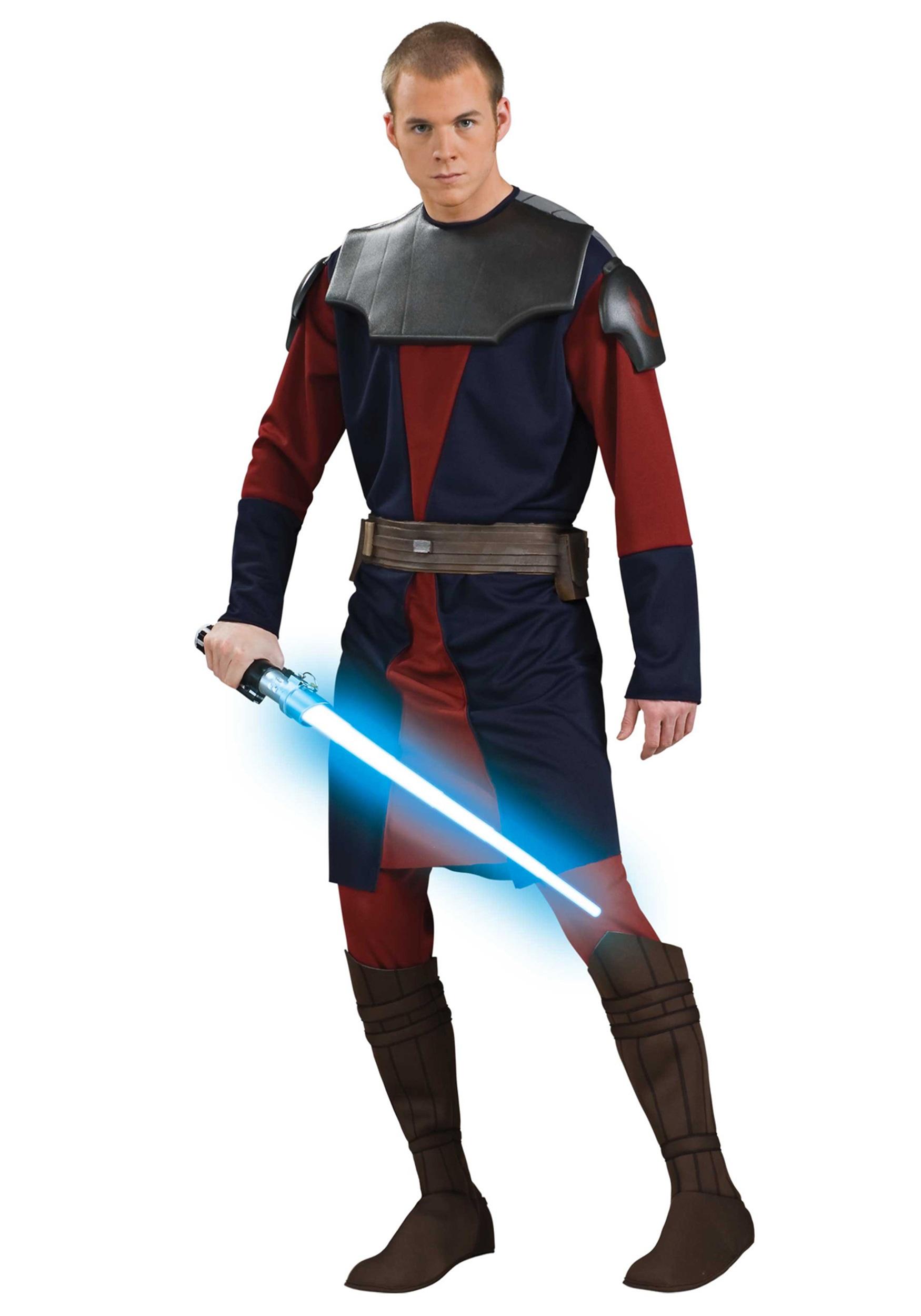 Anakin skywalker deluxe adult costume