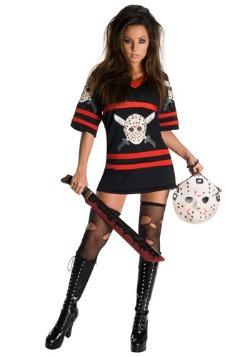 Sexy Jason Voorhees Costume
