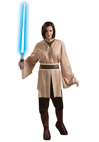 Click Here to buy Womens Jedi Costume from HalloweenCostumes, USA Funds & Shipping