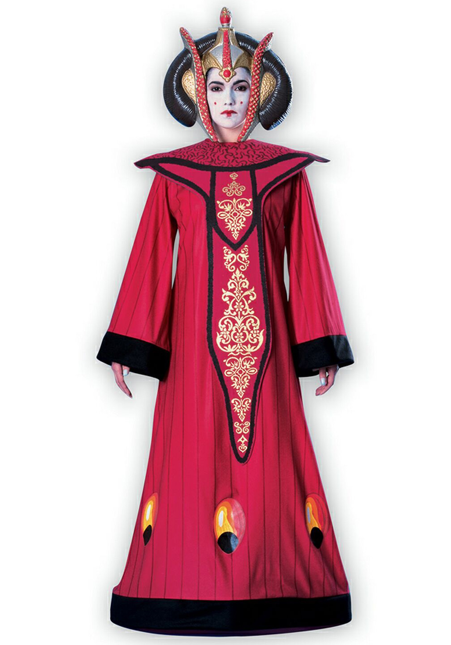 queen amidala costume for adults. Black Bedroom Furniture Sets. Home Design Ideas
