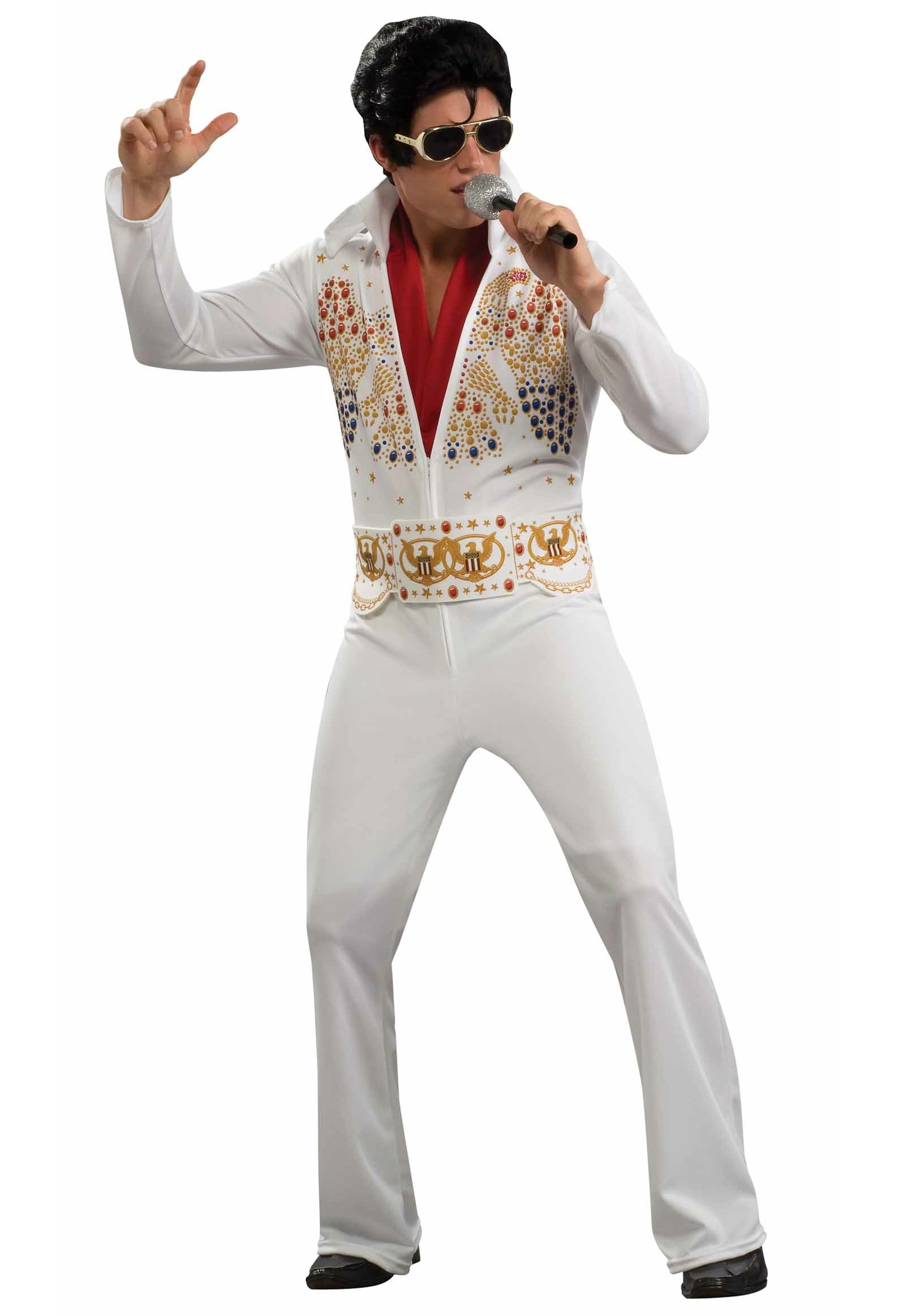 44c19b38cabb Adult Elvis Costumes