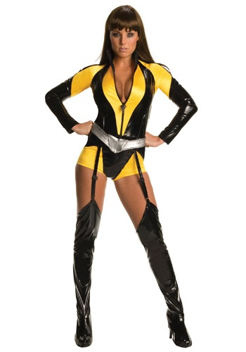 Silk Spectre II Costume By: Rubies Costume Co. Inc for the 2015 Costume season.