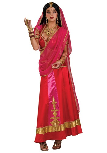 Womens Bollywood Beauty Costume