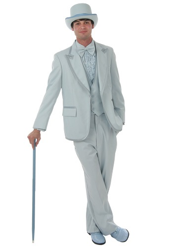 Deluxe Baby Blue Tuxedo By: Fun Costumes for the 2015 Costume season.