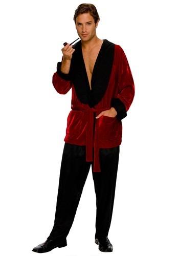 Playboy Smoking Jacket Costume