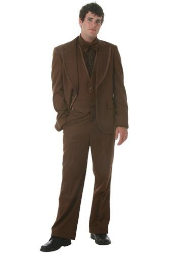 Men's Brown Tuxedo