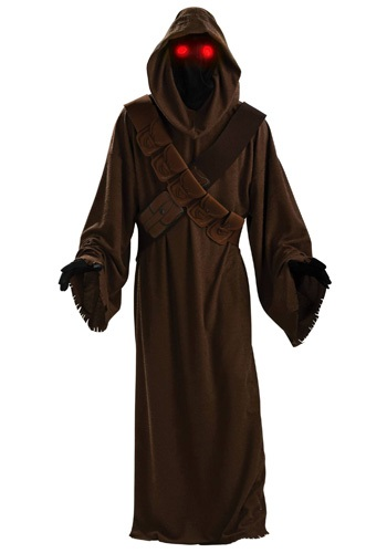 Click Here to buy Adult Jawa Costume from HalloweenCostumes, CDN Funds