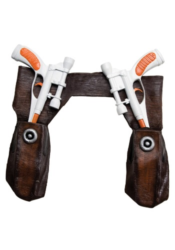 Click Here to buy Cad Bane Guns and Holster from HalloweenCostumes, CDN Funds
