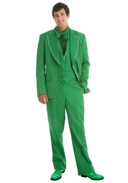 Men's Green Tuxedo Update Main
