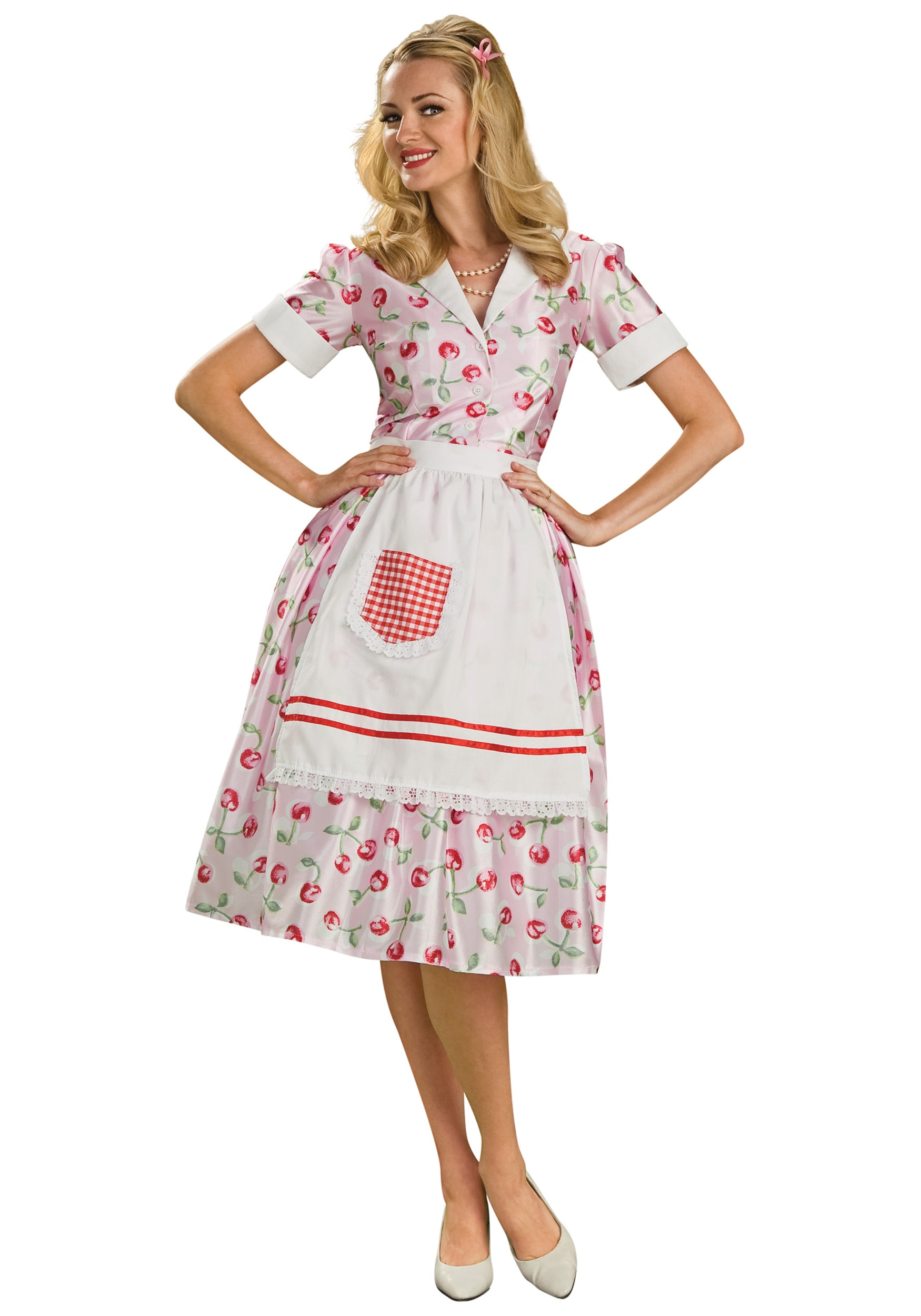 50s housewife costume for Classic 50s housewife
