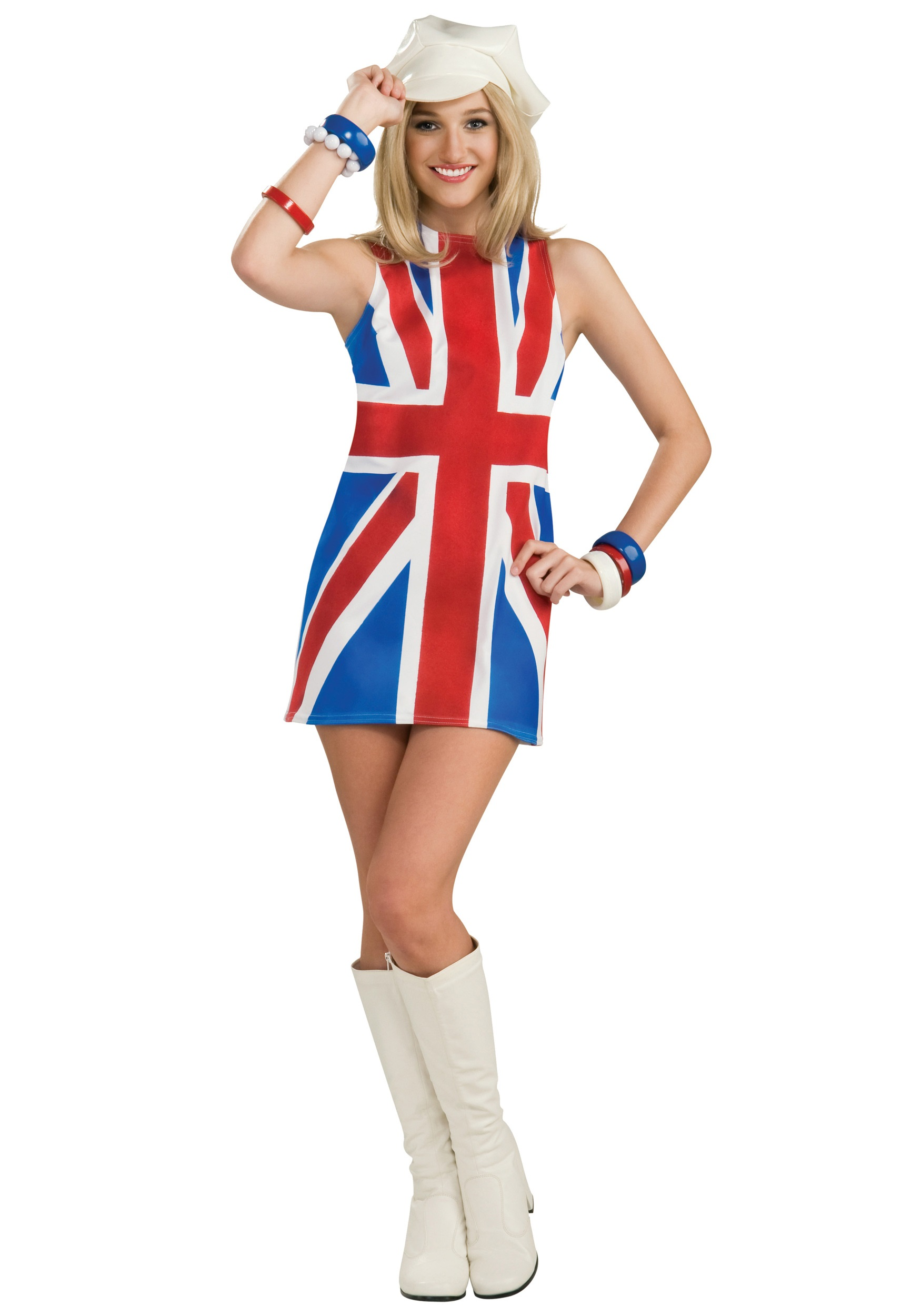 Dress Up British