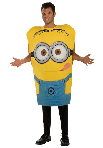 Click Here to buy Adult Minion Dave Costume from HalloweenCostumes, CDN Funds