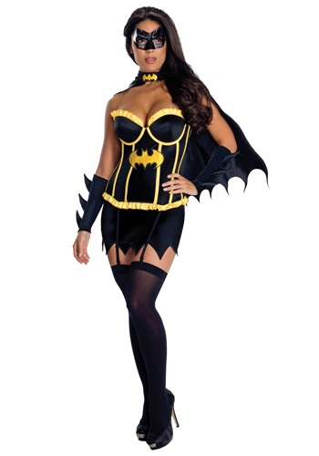 Batgirl Corset Costume By: Rubies Costume Co. Inc for the 2015 Costume season.