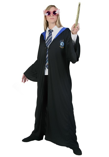 Click Here to buy Adult Luna Lovegood Costume from HalloweenCostumes, USA Funds & Shipping