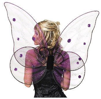 How to make butterfly costume wings - photo#18