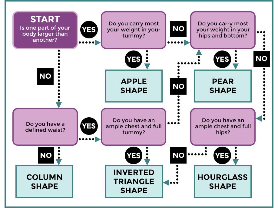 Body Shape Quiz Graphic