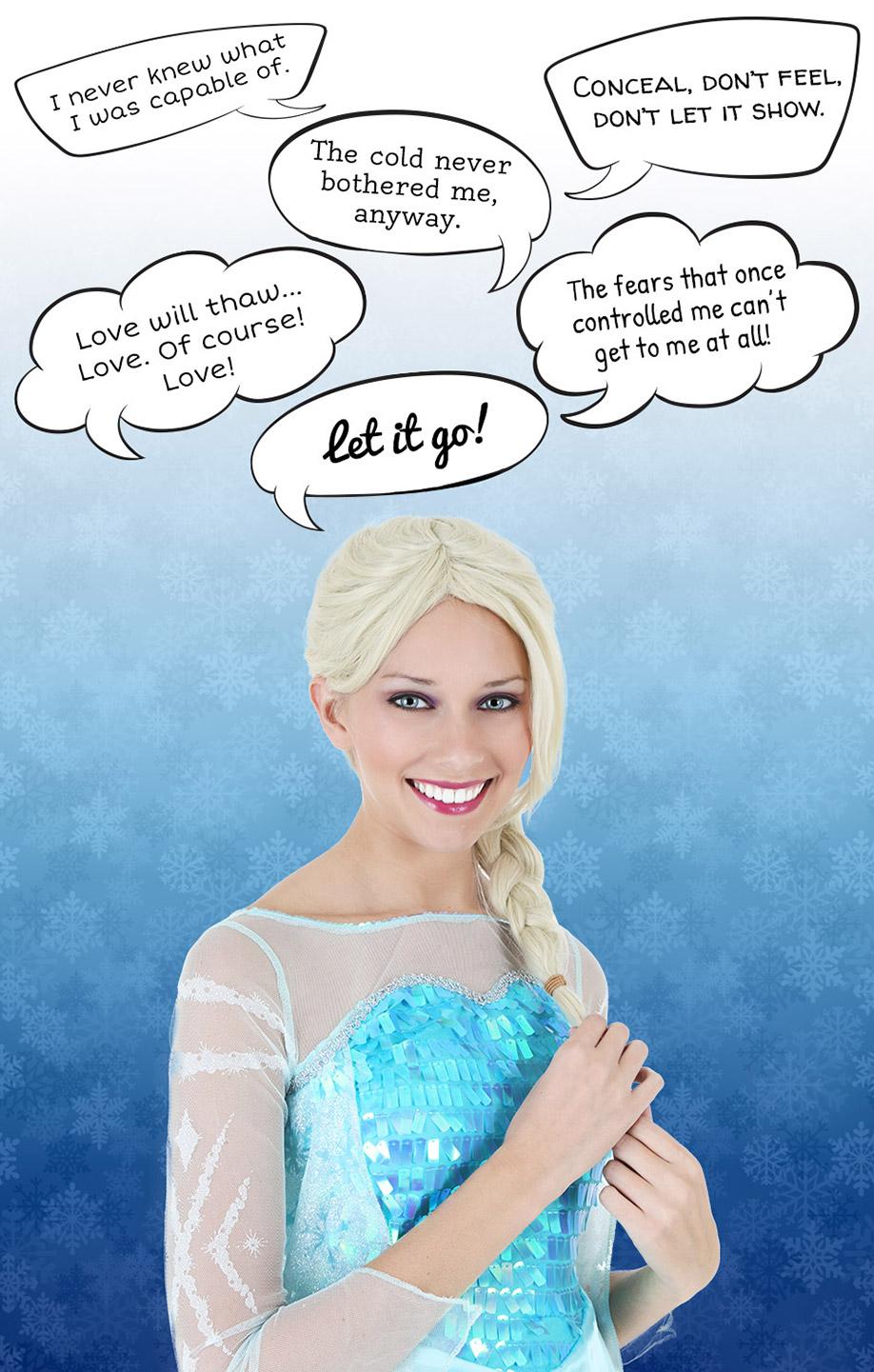 Elsa Quotes