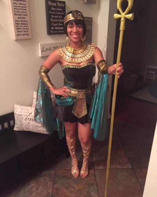 Goddess Of Love Adult Costume