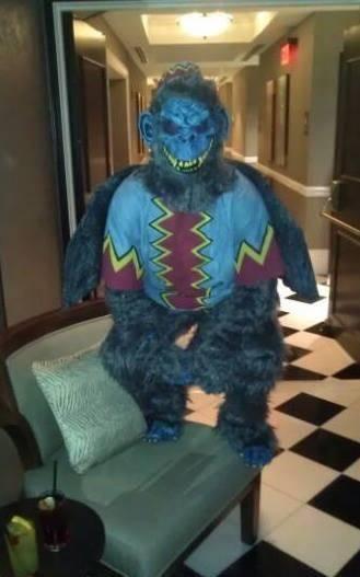 Monkey Halloween Costumes