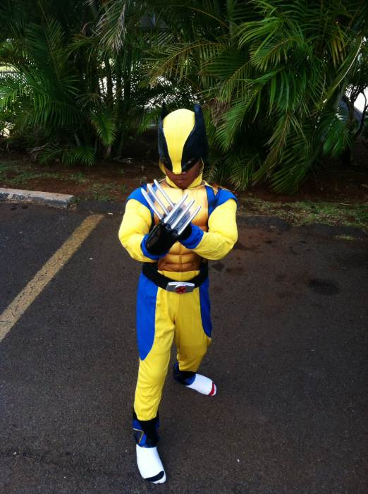 Kids Wolverine Origins Costume & Kids Wolverine Costume With Claws - Meningrey