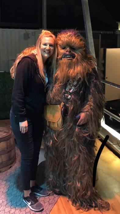 Authentic Replica Chewbacca Costume
