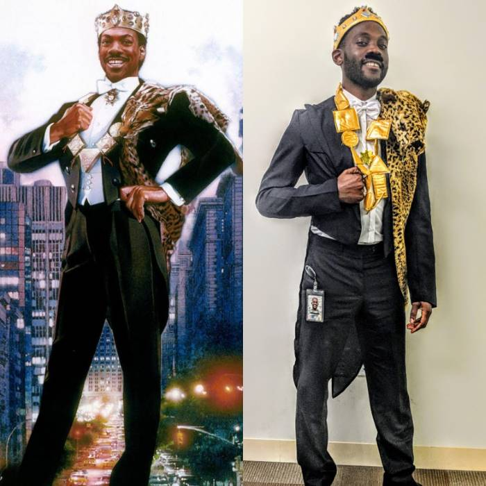 Coming To America Akeem Costume 80s Movies Costume