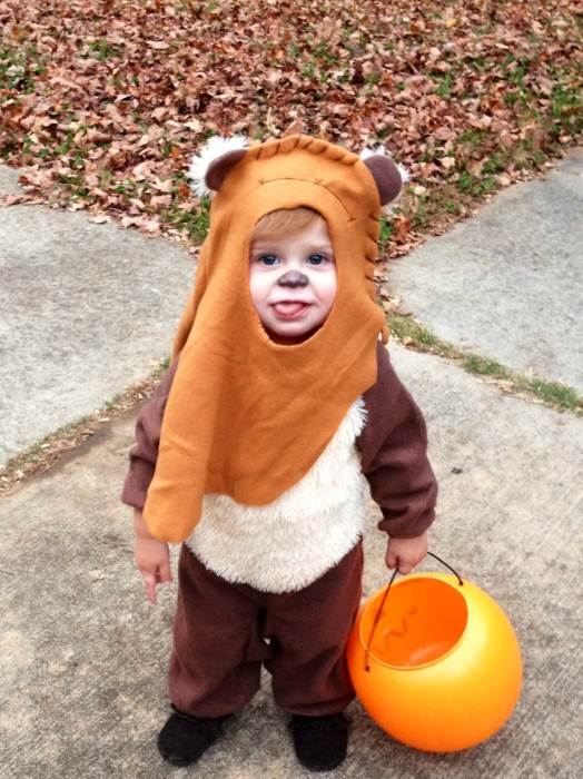 sc 1 st  Halloween Costumes & Toddler Ewok Costume
