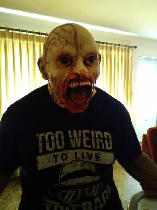 Infected Mask for Adults
