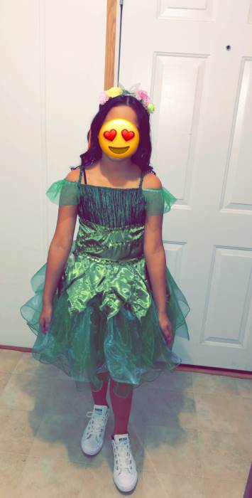 f8b9fca6795 Girls Garden Fairy Costume