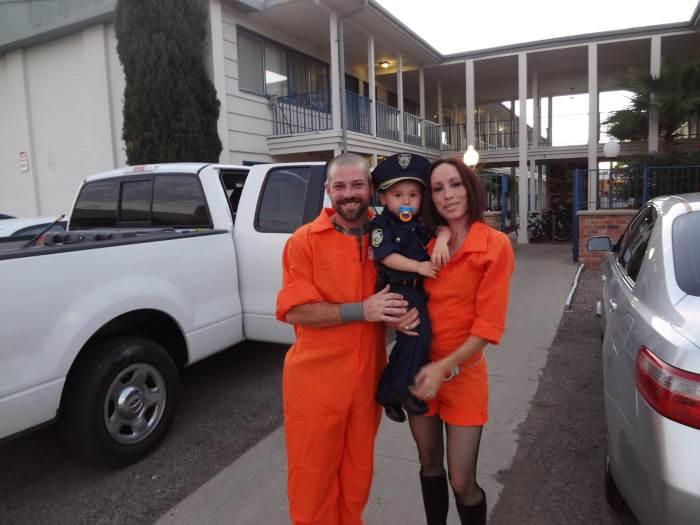 Cool Prisoner Convict Boy Costumes Jailbird Kids Jumpsuit I Ebayimg Com