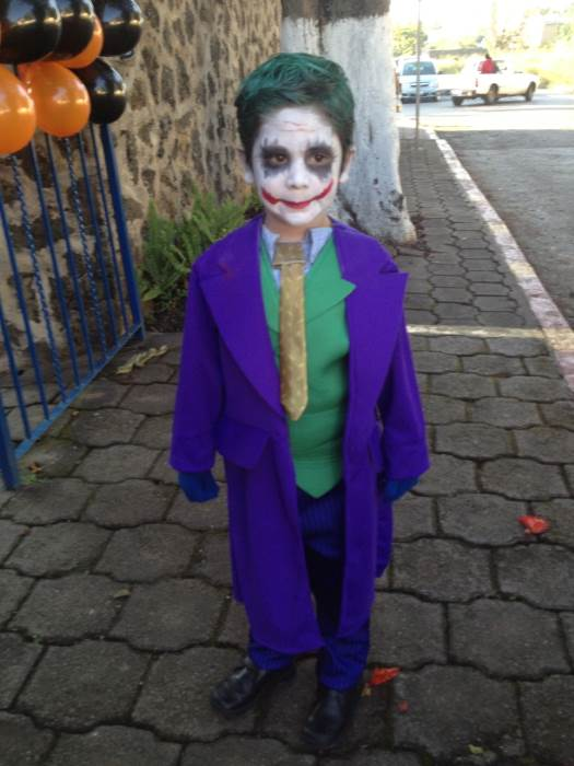 deluxe child joker costume - Joker Halloween Costume Kids