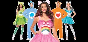 care bears - Group Of 4 Halloween Costume