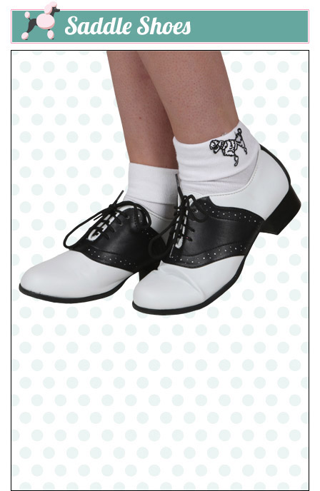 Saddle Shoes