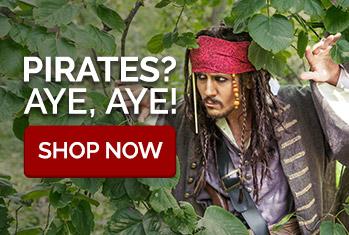 Pirates? Aye, Aye!