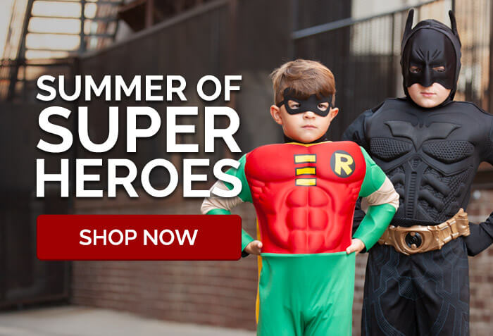 Summer of Superheroes