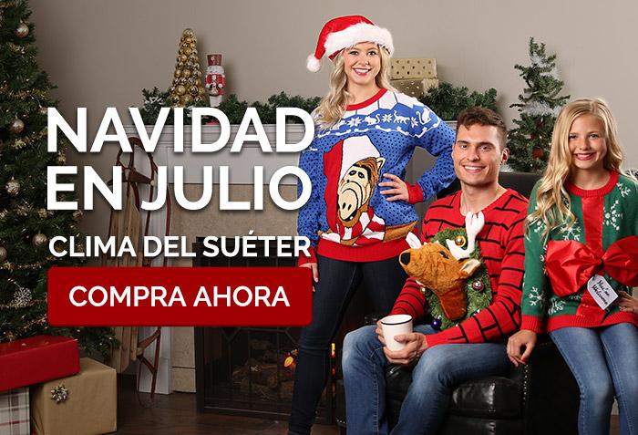 Navidad en Julio