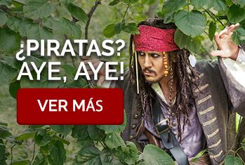 Piratas? Aye, Aye!