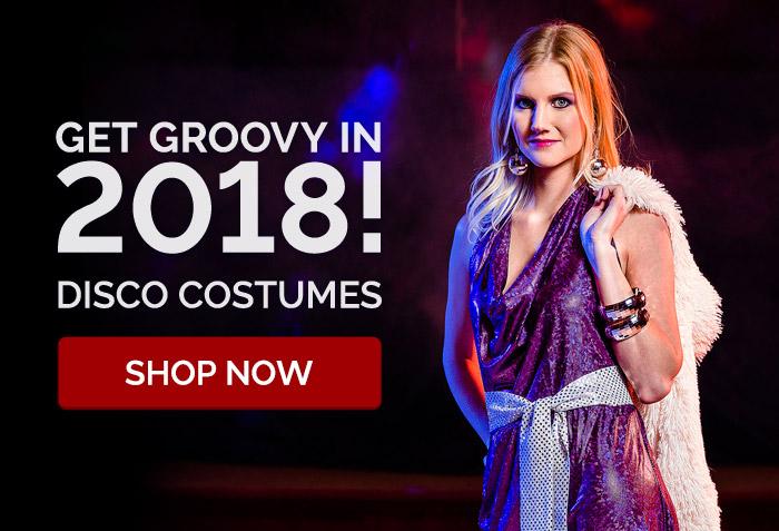 Disco Costumes. Get Groovy.