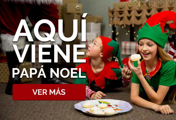 Aqui Viene Papá Noel