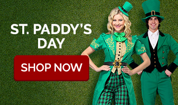 St. Patrick's Day Outfits & Costumes