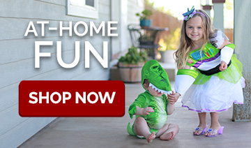 At-Home Imaginative Play Dress-Up