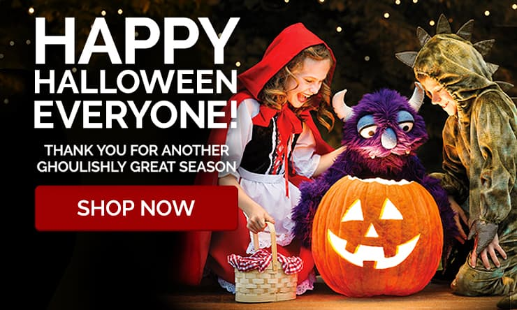Happy Halloween from HalloweenCostumes.com!