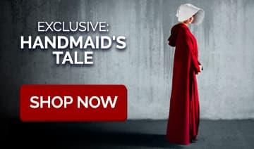 Handmaid's Tale Costumes